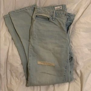 NEW Gap Real Straight Mid Rise Jeans